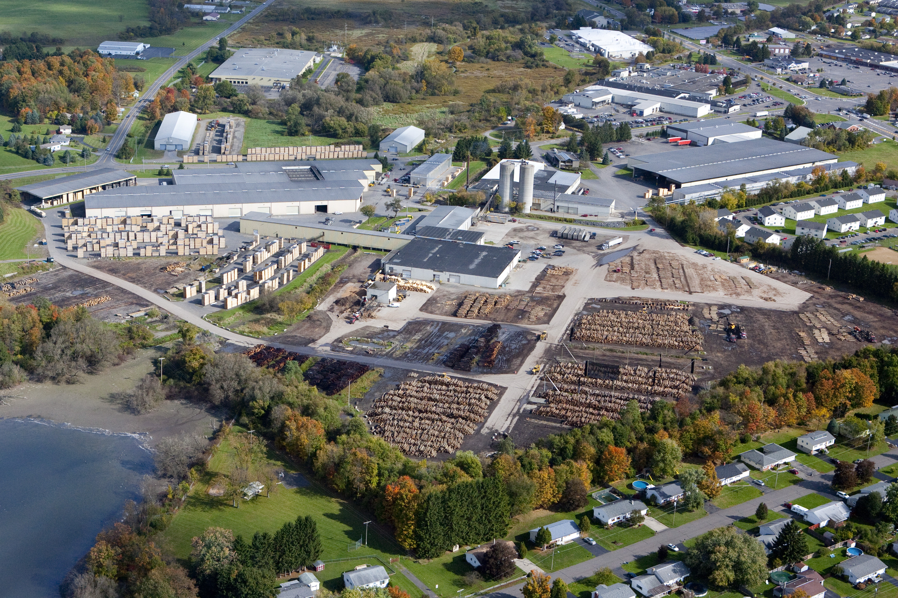 Gutchess Lumber - Northern Hardwood Sawmill in NY and PA